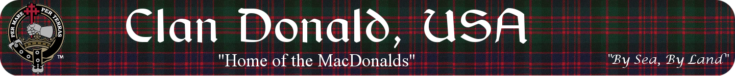 Clan Donald USA, Inc.